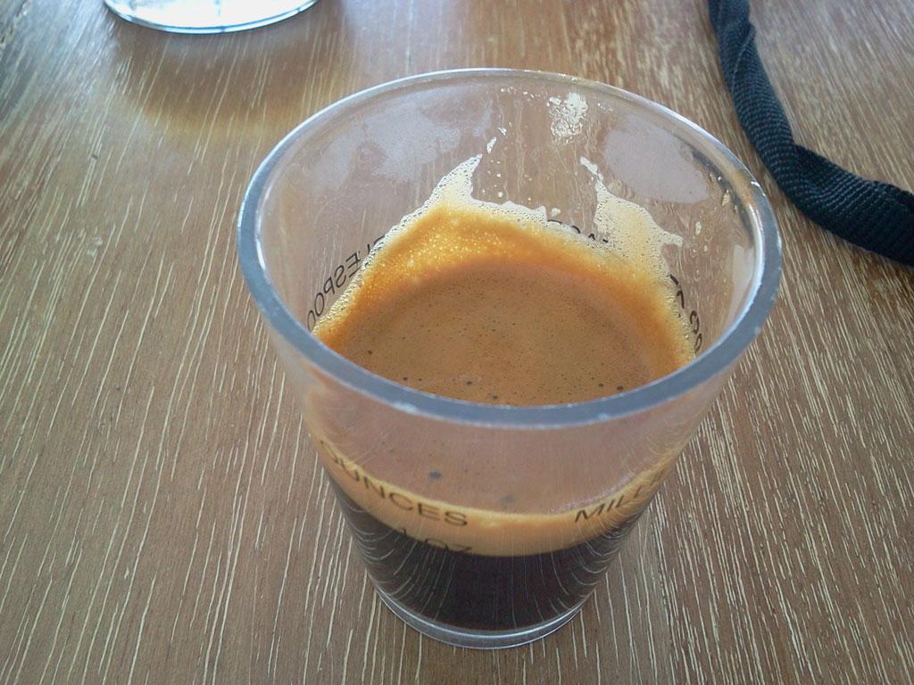 Roasting coffee Klinik Kopi