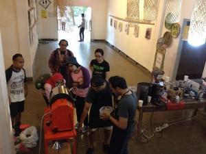 Klinik Kopi Di Jogja National MUseum
