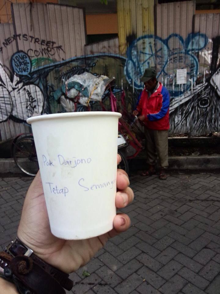 Berbagi kopi ala Klinikkopi