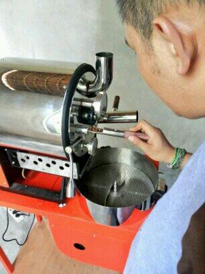 Mesin Roasting W600